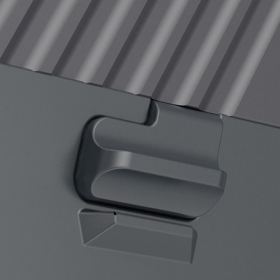 Pistola royalty-free modelo 3d - Preview no. 7