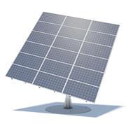 ソーラーパネル05 3d model