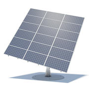Pannelli solari 05 3d model