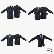 Collection de modèles 3D pour hommes 3d model