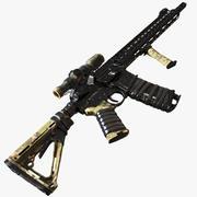 AR-15 3d model