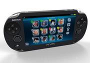 SONY PS Vita 3d model