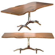 Slab Dining Table 3d model