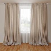 Curtain 06 3d model