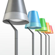 WAX Ghisamestieri Camelot lamp 3d model