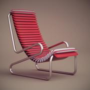 Busnelli Armadillo fauteuil 3d model
