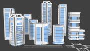 シティパック 3d model