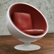 Sphere Chair 3d model