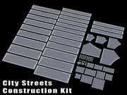 City Streets Construction Kit 3d model
