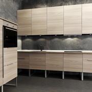 宜家方法布罗克特厨房 3d model
