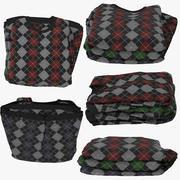 Sweater 01 3d model