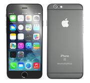 Apple iPhone 6s modelo 3d