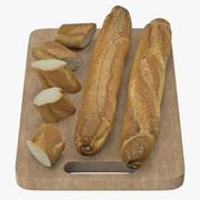 面包04 3d model