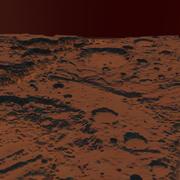 Mars Martian Surface 3d model