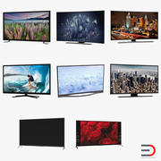Generic TV Collection 2 3d model
