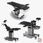 Çalışma Masaları Koleksiyonu 3d model