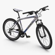 Mountainbike manipuliert 3d model
