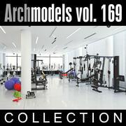 Archmodels vol. 169 modelo 3d