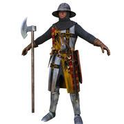 knight 2 3d model