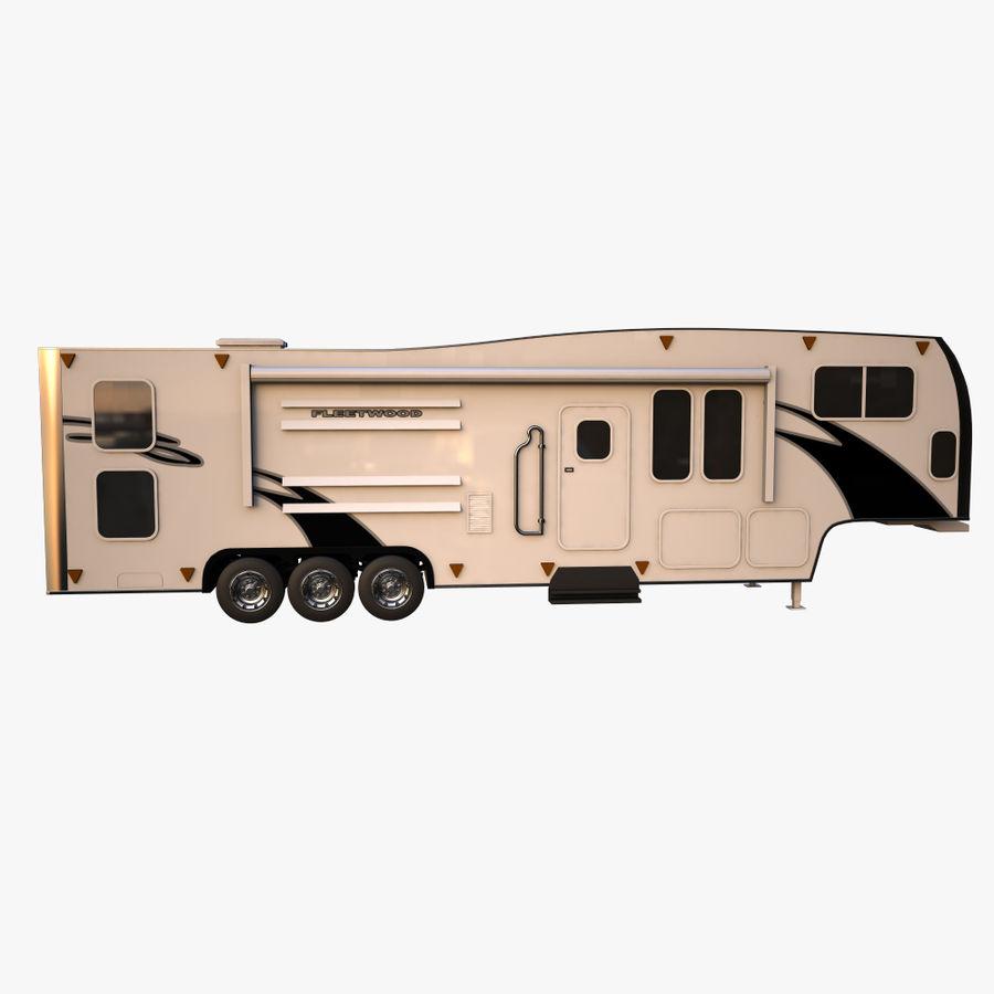 caravan 2 royalty-free 3d model - Preview no. 5