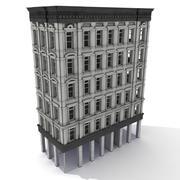 Wohnhaus 3d model