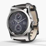 LG Watch Urbane W150 Smartwatch 3d model