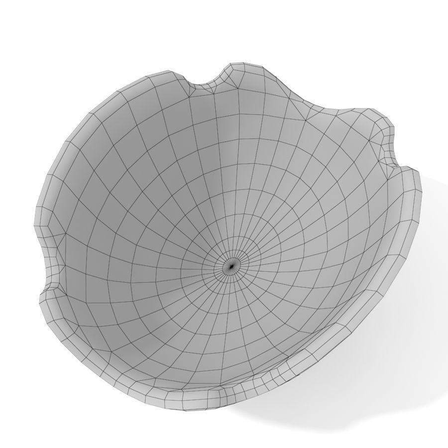 kaplumbağa kabuğu royalty-free 3d model - Preview no. 7