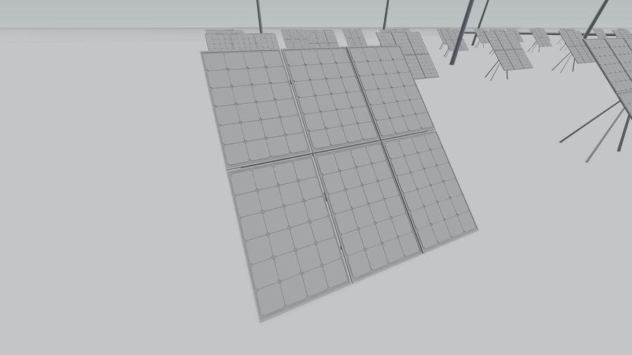 Город будущего royalty-free 3d model - Preview no. 21