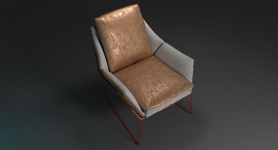 Saba New York royalty-free 3d model - Preview no. 4
