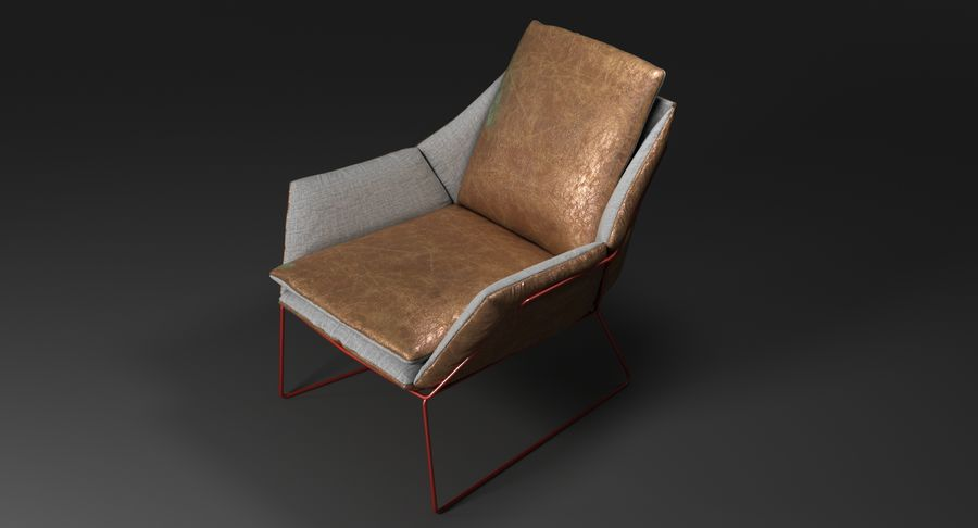 Saba New York royalty-free 3d model - Preview no. 3