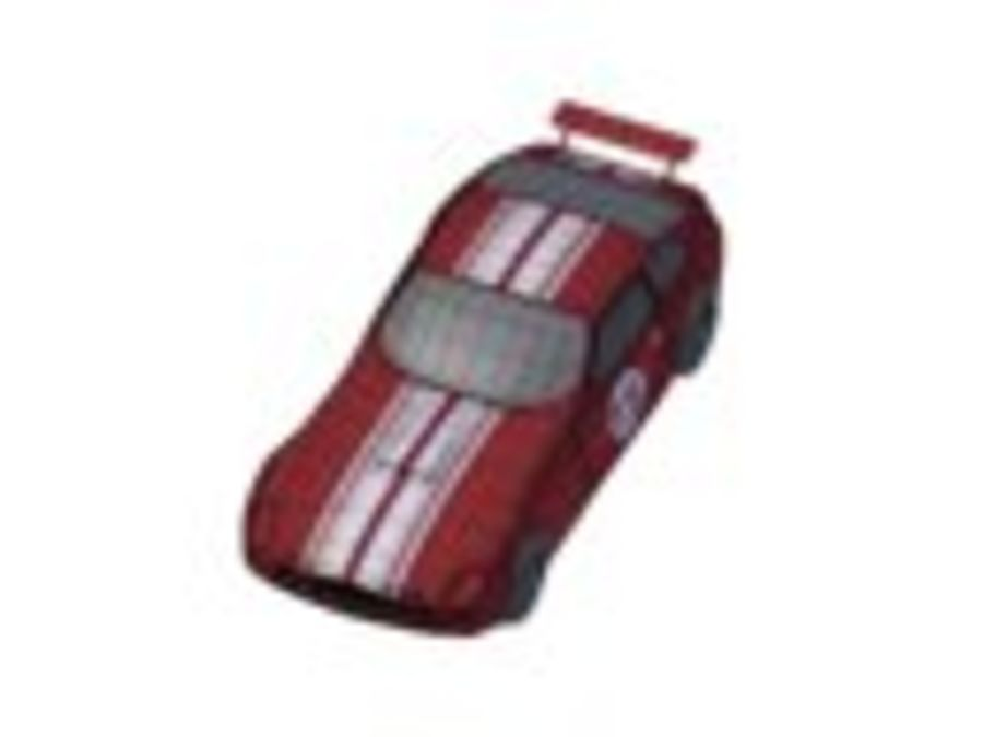 Toy Car royalty-free 3d model - Preview no. 17