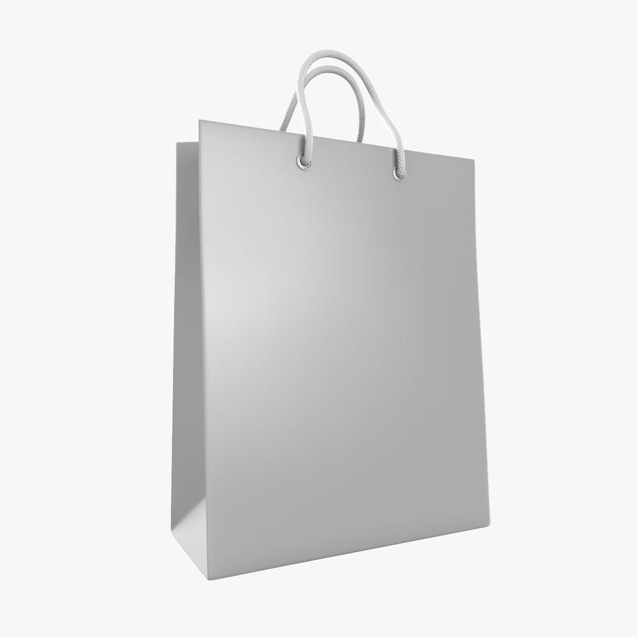 Shopping Bag royalty-free 3d model - Preview no. 1