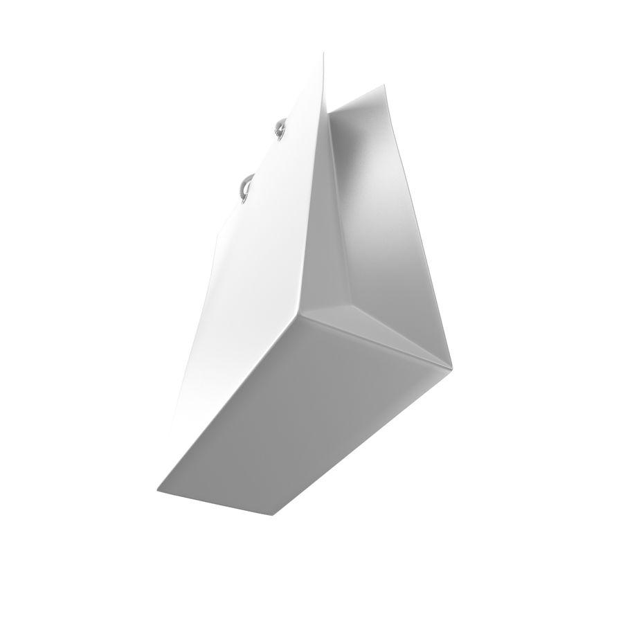 Shopping Bag royalty-free 3d model - Preview no. 9