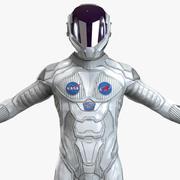 宇航员-1(1) 3d model
