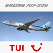 767 300 TUI 3d model