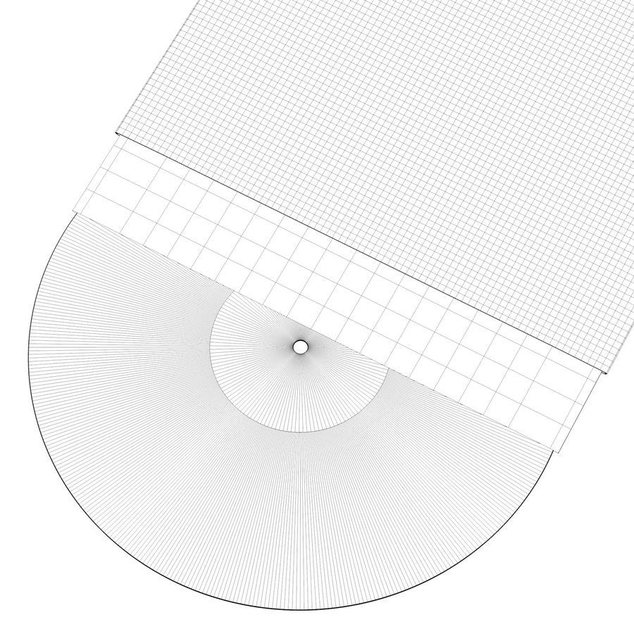 Spela in vinyl royalty-free 3d model - Preview no. 8