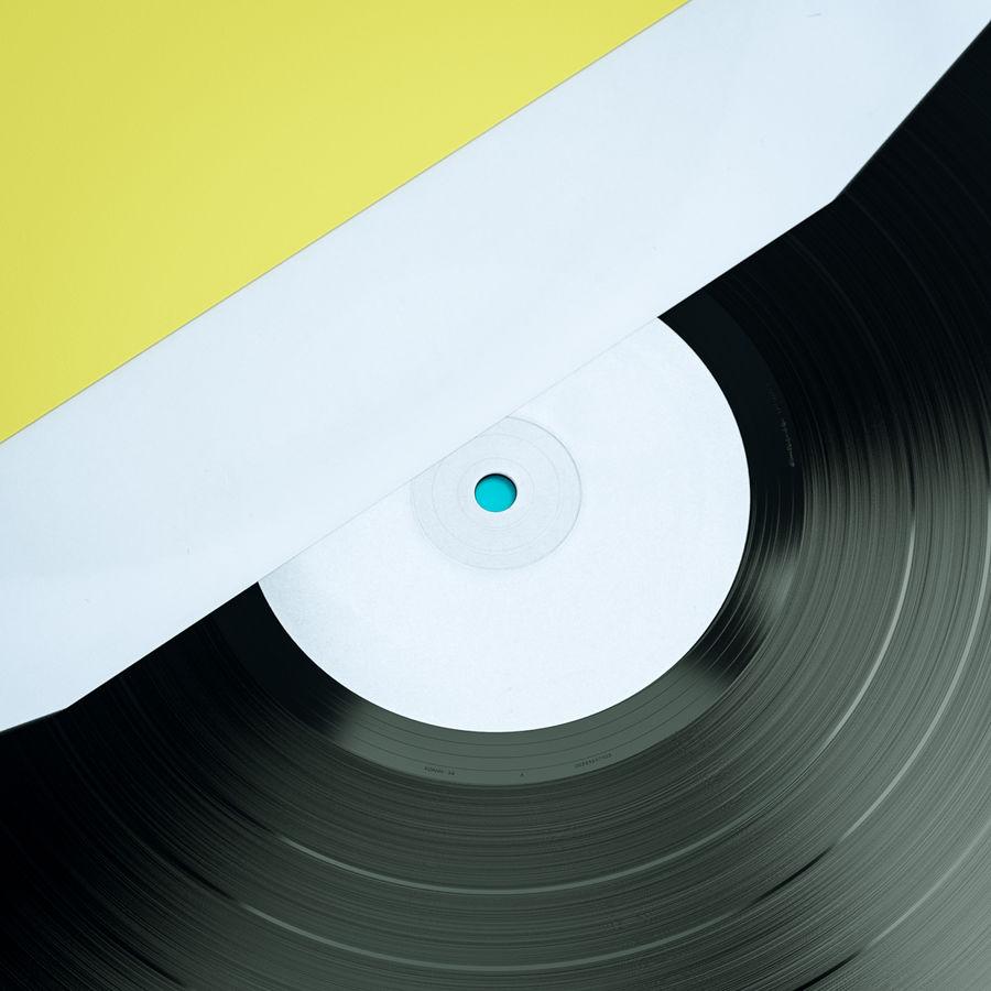Spela in vinyl royalty-free 3d model - Preview no. 3
