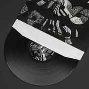 Spela in vinyl 3d model