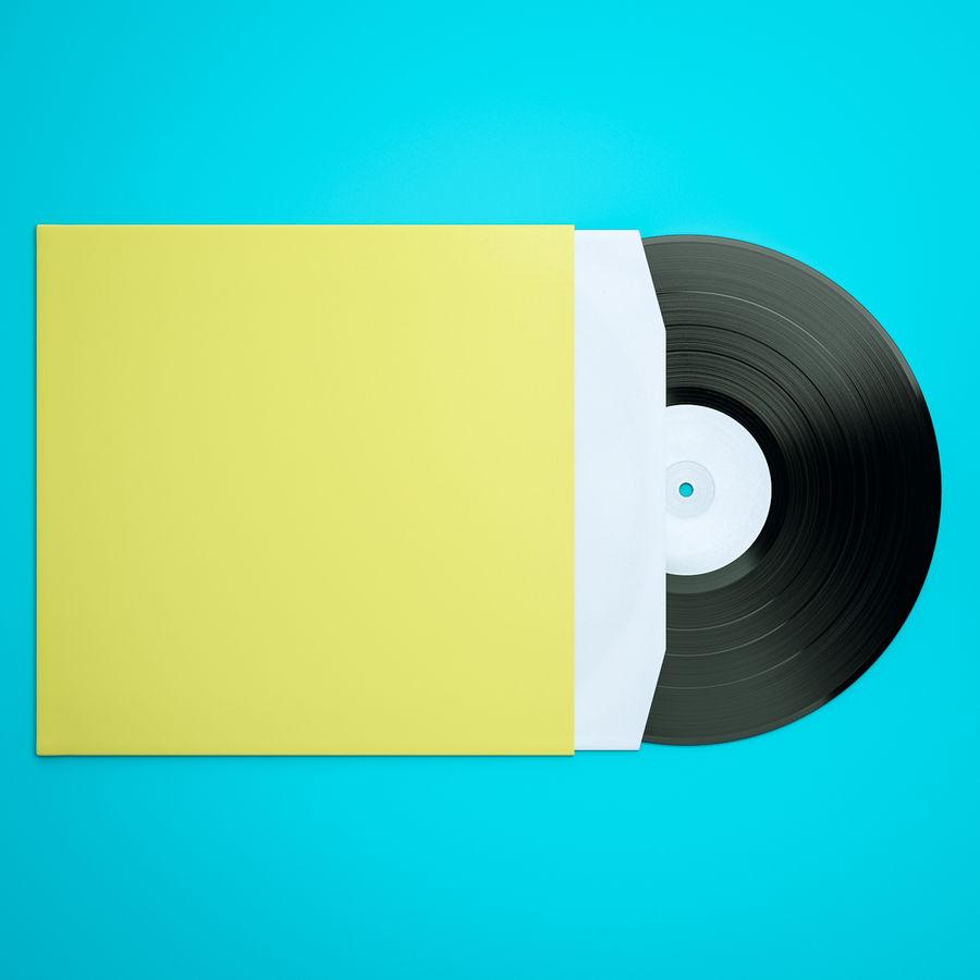 Spela in vinyl royalty-free 3d model - Preview no. 5