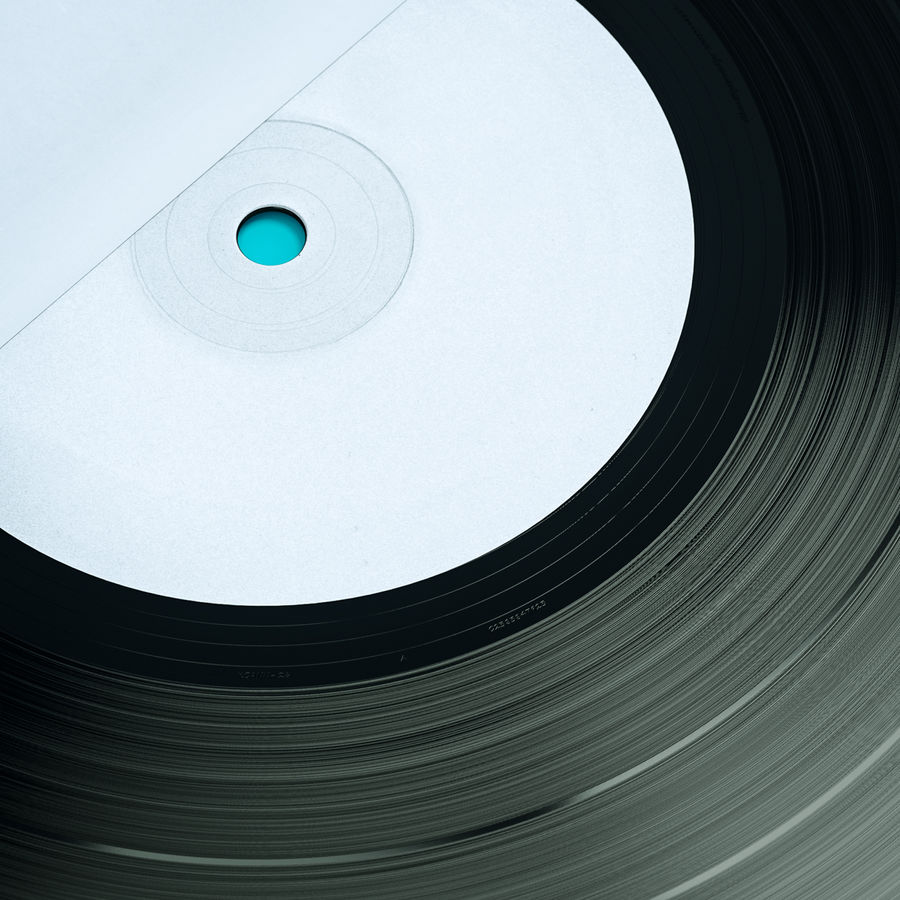 Spela in vinyl royalty-free 3d model - Preview no. 4
