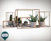 obiekt kaktusowy B 3d model