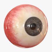Человеческий глаз 3d model