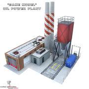 Centrale électrique 3d model