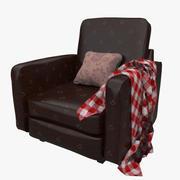 의자 3d model