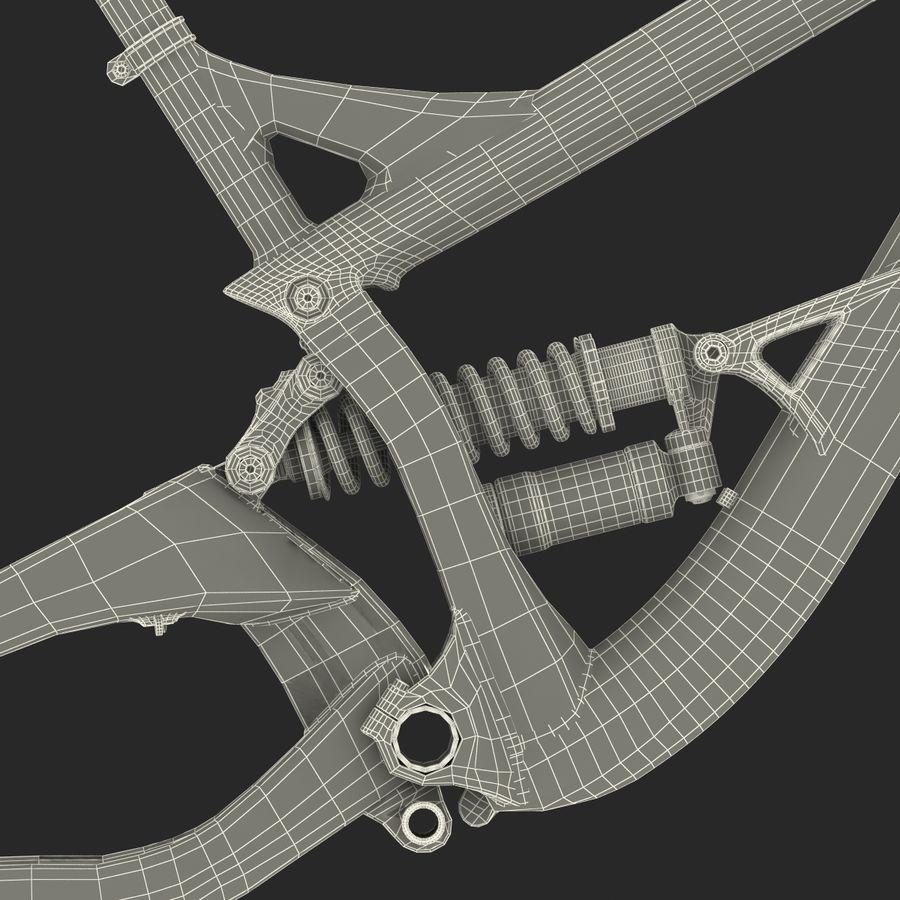 マウンテンバイクフレーム royalty-free 3d model - Preview no. 45