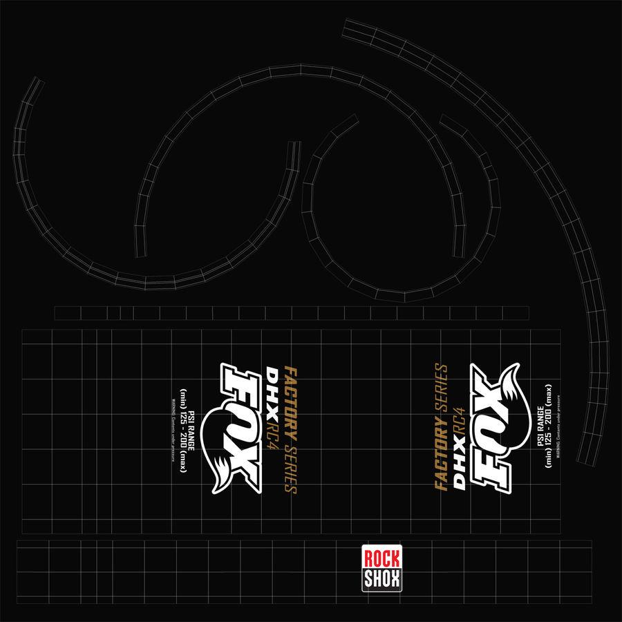 マウンテンバイクフレーム royalty-free 3d model - Preview no. 26