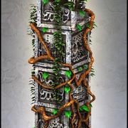 Totem 3d model