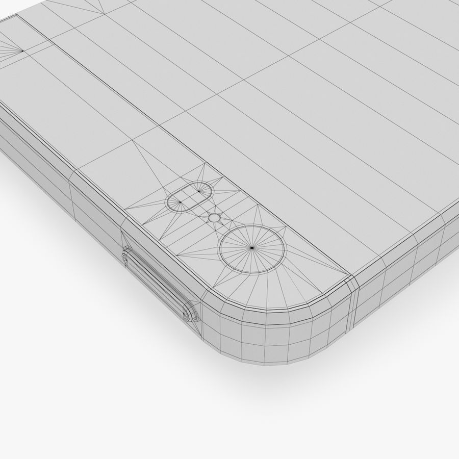 iPhone SE royalty-free 3d model - Preview no. 27