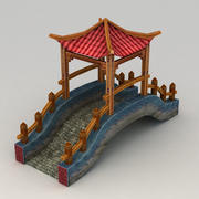 Most Lowpoly China 3d model