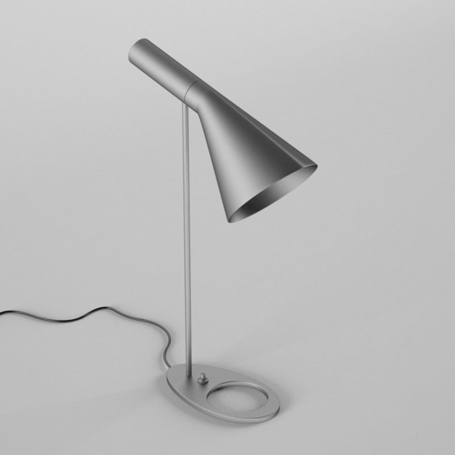 Arne Lamp royalty-free 3d model - Preview no. 1